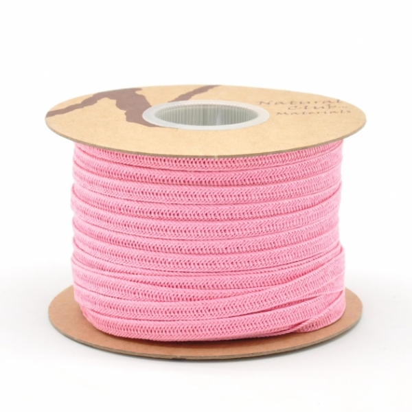 手編環保素色織帶 1