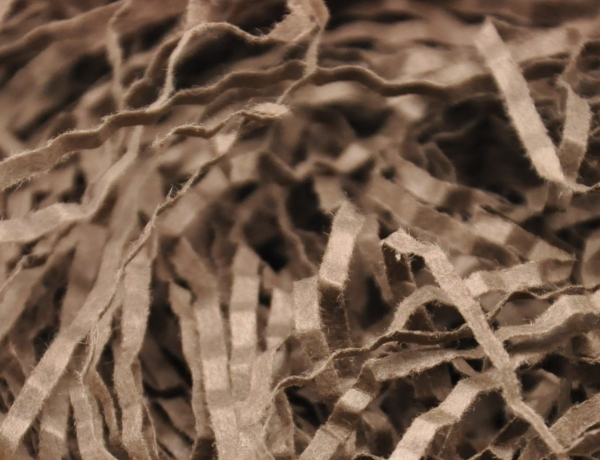 Wave Paper Shreds 1