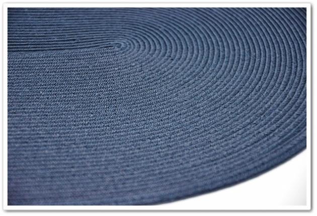 紙纖多功能裝飾墊(橢圓形) 6