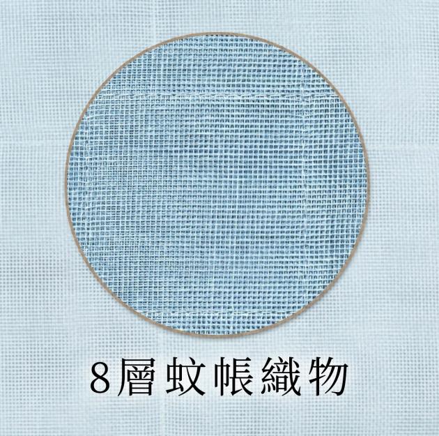 夢之布巾 - 藍色 2