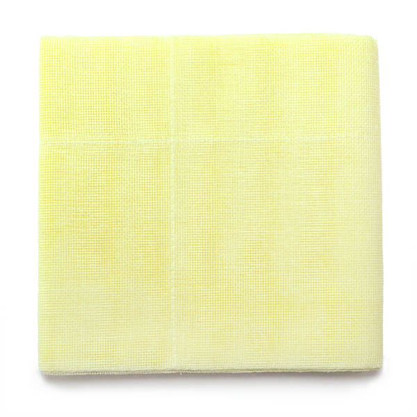 夢之布巾 - 鮮黃 1