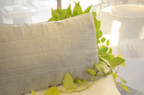 機能布巾枕頭套 - 備長炭 2