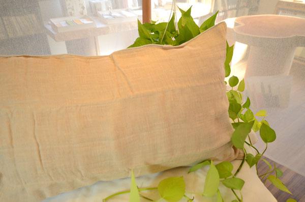 機能布巾枕頭套 - 柿涉 2