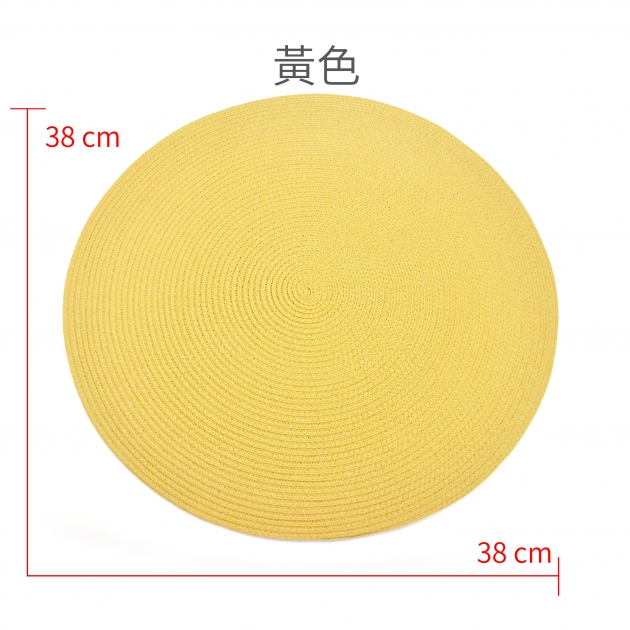 多功能裝飾墊(圓形) 4