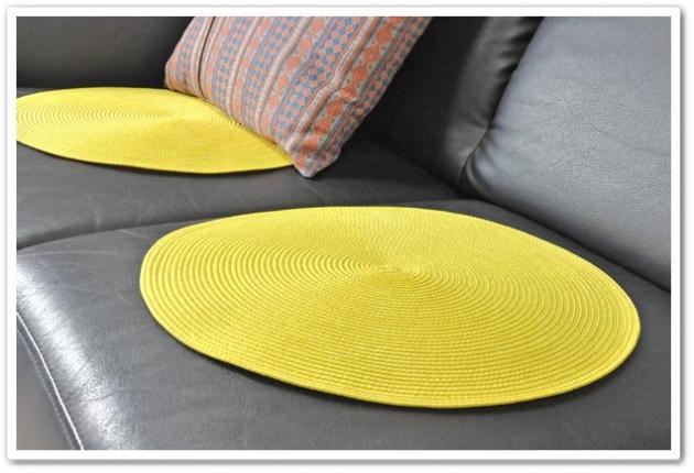 多功能裝飾墊(圓形) 2